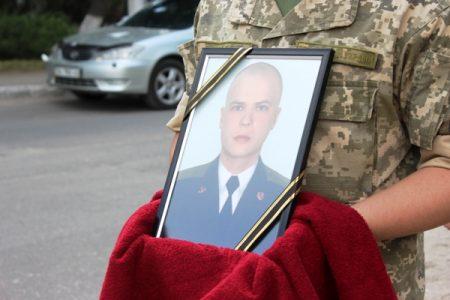 Іменем загиблого військового Євгена Яловця можуть назвати одну з ще недекомунізованих вулиць