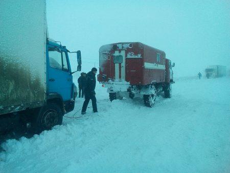 Рятувальники Кіровоградщини витягнули з заметів майже 200 автомобілів. ФОТО