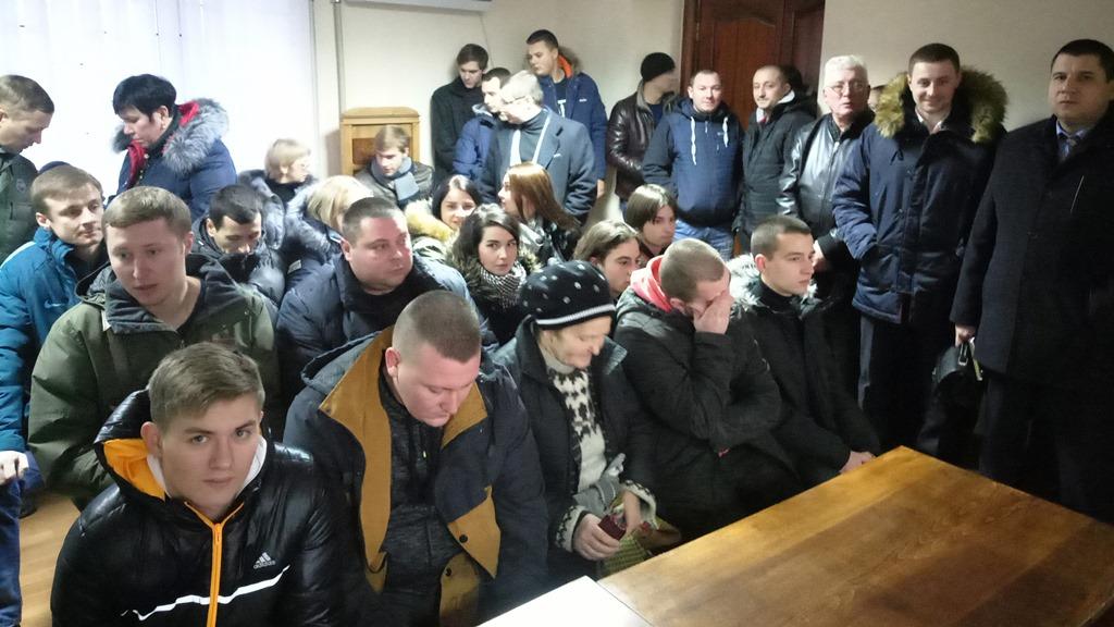 У Кропивницькому почали слухати справу звинуваченої в корупції екс-прокурорки Клюкіної. (ВИПРАВЛЕНО) - 2 - Корупція - Без Купюр