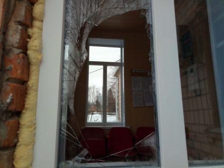 На Кіровоградщині злодій пограбував установу соцзахисту на День закоханих. ФОТО
