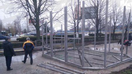 Попри реконструкцію Набережної Кропивницького МАФ там залишать