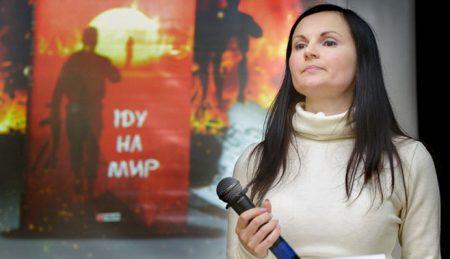 «Іду на мир»: викладачка педуніверситету презентувала в Кропивницькому свій роман