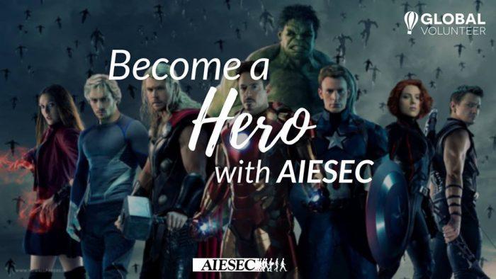 Без Купюр Найбільша в світі молодіжна організація набирає команду в Кропивницькому Життя  проект Кропивницький AIESEC