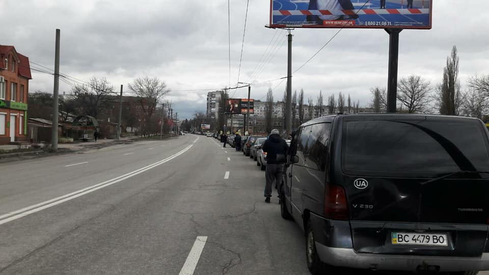 У Кропивницькому влаштували автопробіг за доступні «євробляхи». ФОТО, ВІДЕО - 2 - За кермом - Без Купюр