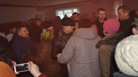 Петрокорбівська сільрада не підтримала приєднання до Новопразької ОТГ