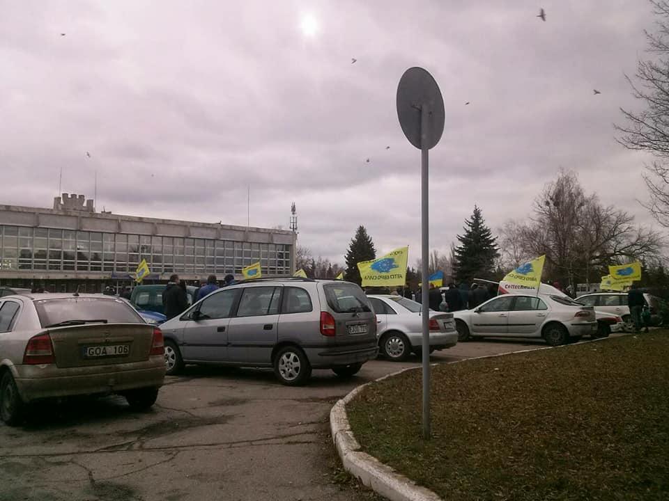 У Кропивницькому влаштували автопробіг за доступні «євробляхи». ФОТО, ВІДЕО - 4 - За кермом - Без Купюр