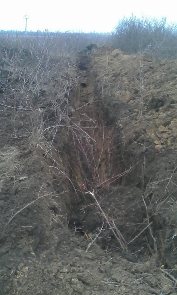 У Кропивницькому вивезли на металобрухт 2 кілометри труб водогону. ФОТО - 1 - Кримінал - Без Купюр