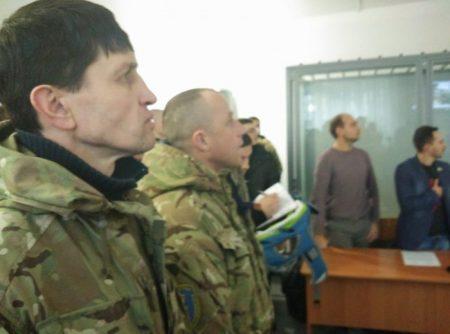 """Суд визнав, що спалення банера """"Єлисаветград"""" в Кропивницькому співставне з інтересами громади. ФОТО"""