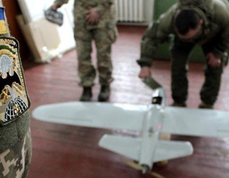 Кропивницькі спецпризначенці показали відпрацювання з безпілотником. ВІДЕО