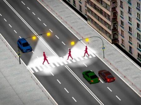 На Кіровоградщині облаштують об'єкти заспокоєння руху з освітленням від сонячної енергії