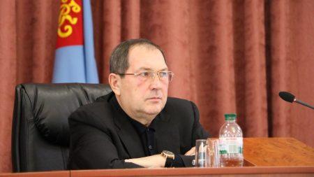 Андрій Райкович у черговий раз спрямував зарплату на благодійність