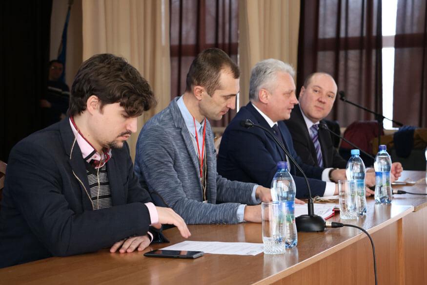 У Кропивницькому відбулася перша конференція госпітальних рад. ФОТО - 1 - Здоров'я - Без Купюр