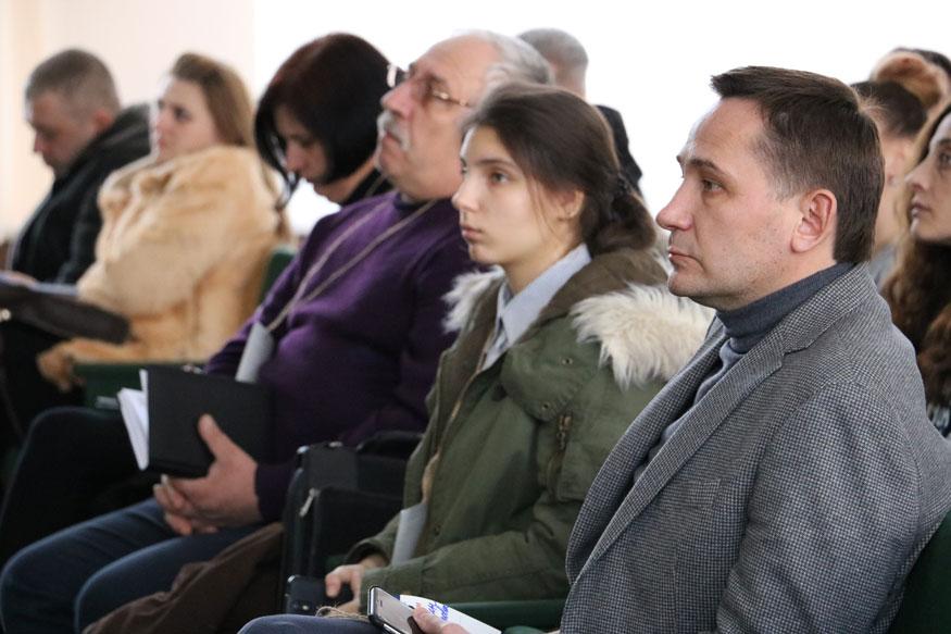 Без Купюр У Кропивницькому відбулася перша конференція госпітальних рад. ФОТО Здоров'я  ОДА Кропивницький госпіталь бюджет