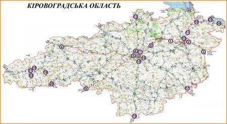 Районні та обласні ради просять президента ветувати закон про зміну меж районів