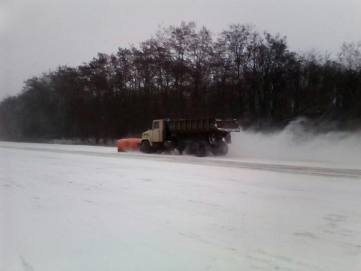 Без Купюр Де та як розчищають дороги в Кропивницькому. ФОТО Життя  прибирання снігу Кропивницький