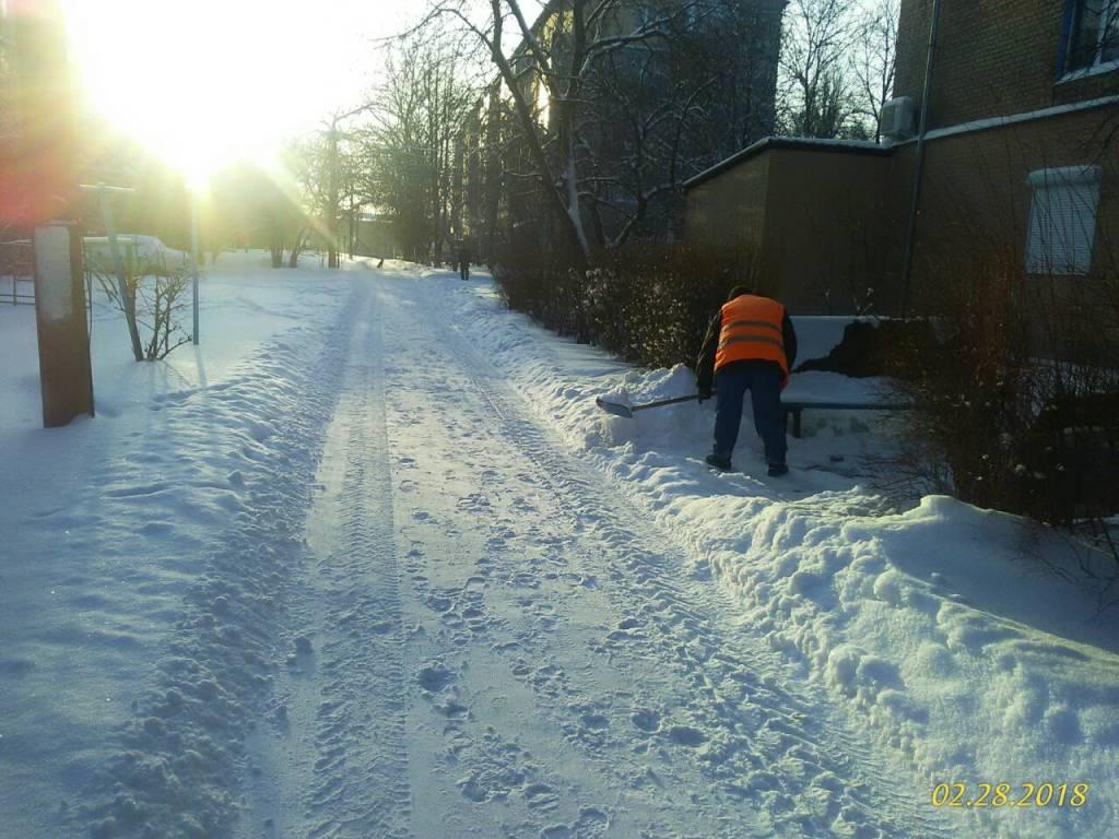 Де у Кропивницькому всю ніч і ранок розчищали дороги. ФОТО - 2 - Події - Без Купюр