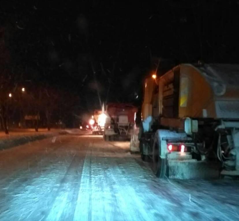 Де у Кропивницькому всю ніч і ранок розчищали дороги. ФОТО - 3 - Події - Без Купюр