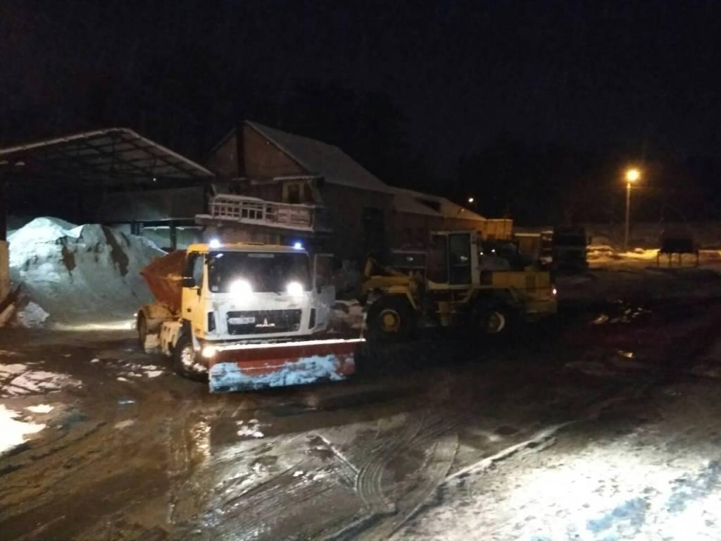 Де у Кропивницькому всю ніч і ранок розчищали дороги. ФОТО - 17 - Події - Без Купюр