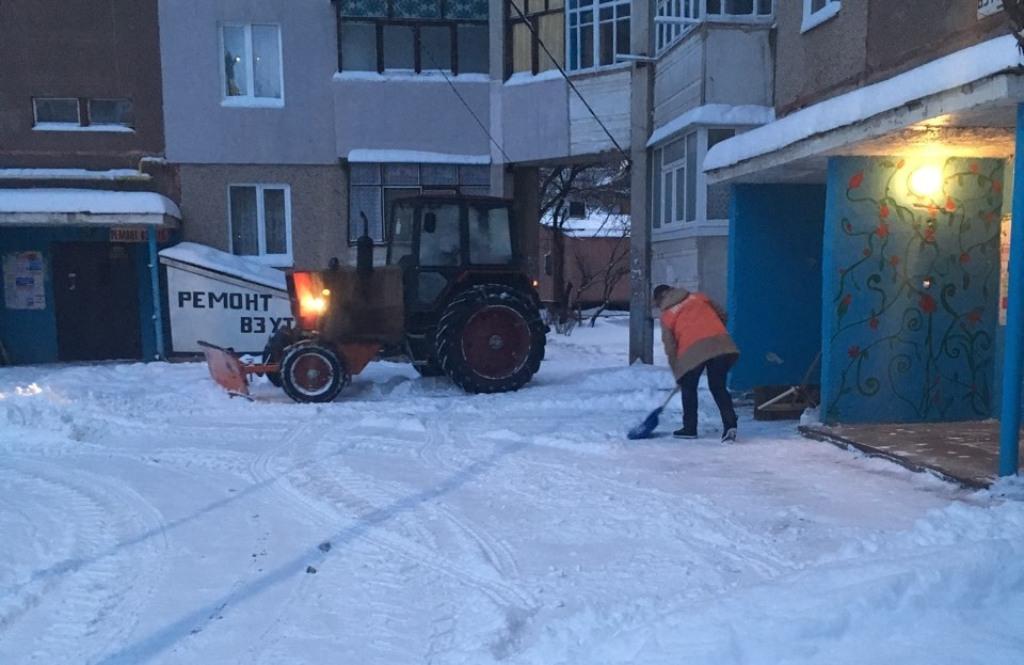 Де у Кропивницькому всю ніч і ранок розчищали дороги. ФОТО - 19 - Події - Без Купюр