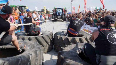 Цього року в Кропивницькому в рамках AGROEXPO-2018 відбудеться міжнародний турнір зі стронгмену