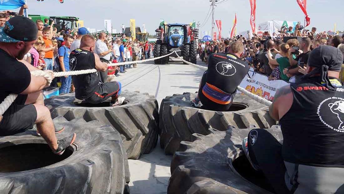 Цього року в Кропивницькому в рамках AGROEXPO-2018 відбудеться міжнародний турнір зі стронгмену - 1 - Життя - Без Купюр