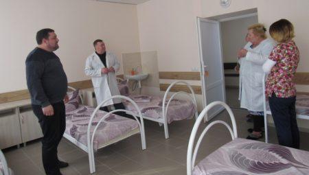 У Новомиргородській лікарні капітально відремонтували терапевтичне відділення. ФОТО