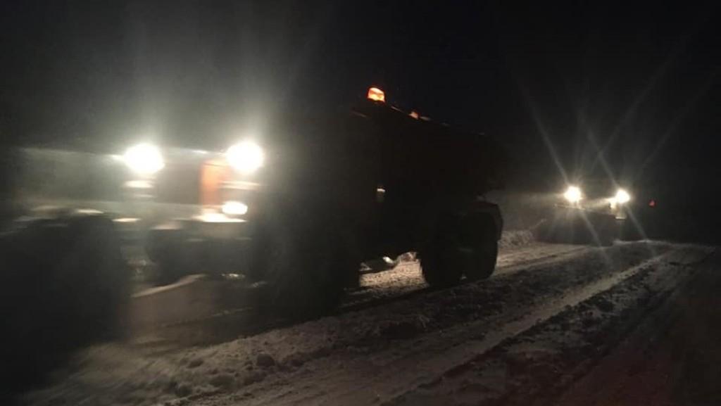 Перебіг ліквідації наслідків снігопаду у Кропивницькому. ФОТО - 3 - Події - Без Купюр