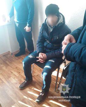 27-річний громадянин Узбекистану намагався підкупити начальника відділу Головного управління Нацполіції Кіровоградщини. ФОТО