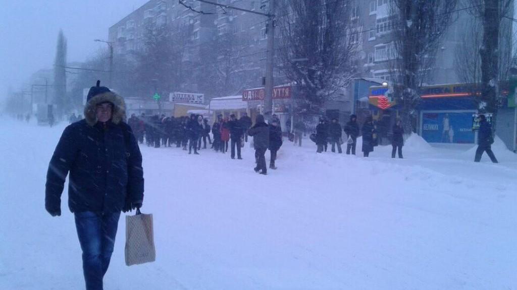 Перебіг ліквідації наслідків снігопаду у Кропивницькому. ФОТО - 2 - Події - Без Купюр