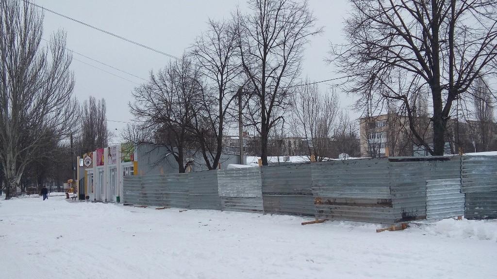 У Кропивницькому ще одну зелену зону забудують магазинами. ФОТО - 6 - Життя - Без Купюр