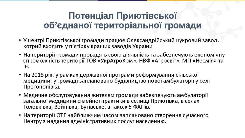 Що отримають громади на Кіровоградщині після виборів в ОТГ 4