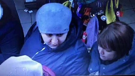 Поліція відкрила провадження за фактом крадіжки айфону у відвідувачки супермаркету. ВІДЕО