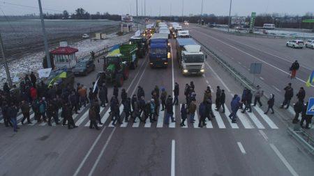 Аграрії Кіровоградщини завтра приєднаються до всеукраїнського страйку