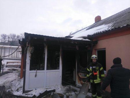 У Кропивницькому на пожежі знайшли труп чоловіка. ФОТО