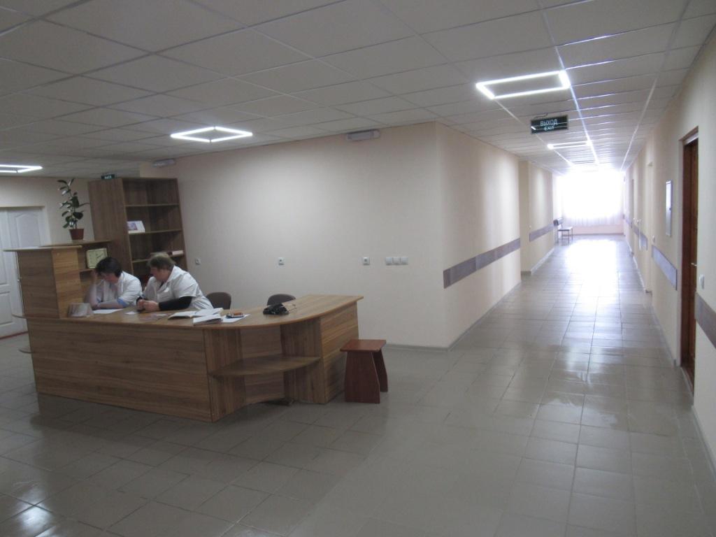 У Новомиргородській лікарні капітально відремонтували терапевтичне відділення. ФОТО - 3 - Здоров'я - Без Купюр