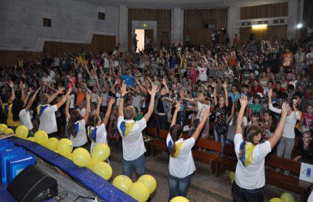 19 дітей з Кіровоградщини відправлено на оздоровлення до табору відпочинку