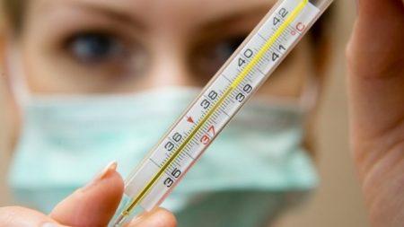 У Кіровоградській області  зареєстровано нові випадки захворювання на грип