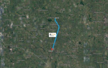 Служба автодоріг області оголосила тендер на ремонт траси Кропивницький–Миколаїв