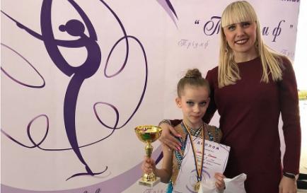 Гімнастки з Кропивницького отримали призові місця на міжнародному конкурсі у Львові