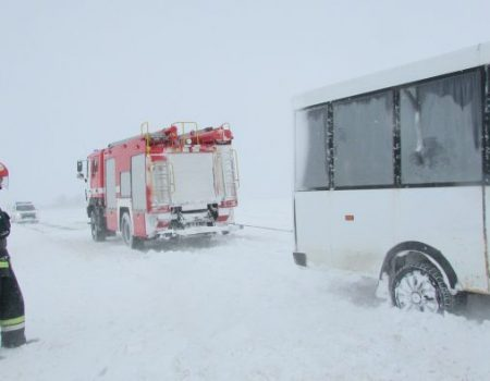 Рятувальники Кіровоградщини вже витягнули з заметів майже 200 автомобілів. ФОТО