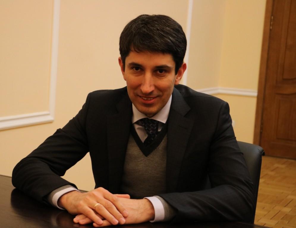 Сергій Кузьменко - Не збираюся займатися все життя тим, чим займаюся, навіть у короткій перспективі