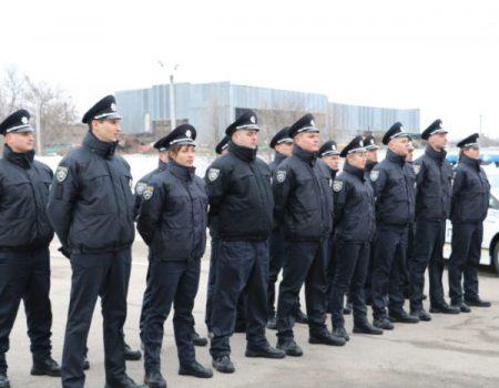 У Кропивницькому 17 нових патрульних склали присягу. ФОТО