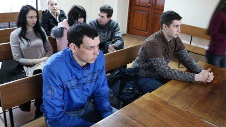 Четвертий обвинувачений в шахрайстві з польотом на повітряній кулі вчергове не з'явився до суду. ФОТО