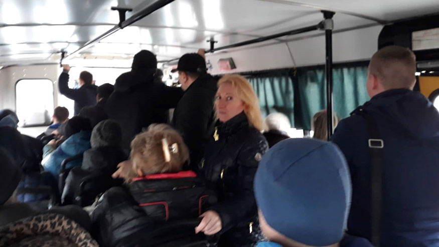 У Кропивницькому відновлено маршрут 111-а, вартість проїзду - 4 гривні. ФОТО 4