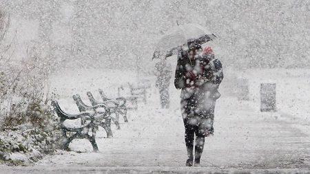 Завтра на Кіровоградщині знову прогнозують заметіль