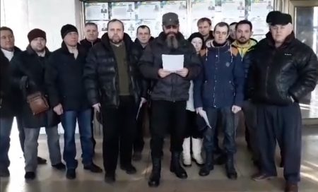 Активісти Кіровоградщини записали відеозвернення до Президента з вимогою звільнити Міністра внутрішніх справ. ВІДЕО