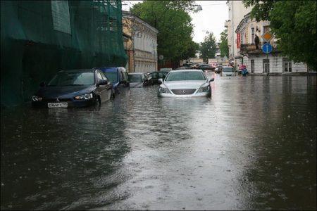 У Кропивницькому терміново збирають спеціальну комісію через загрозу паводків
