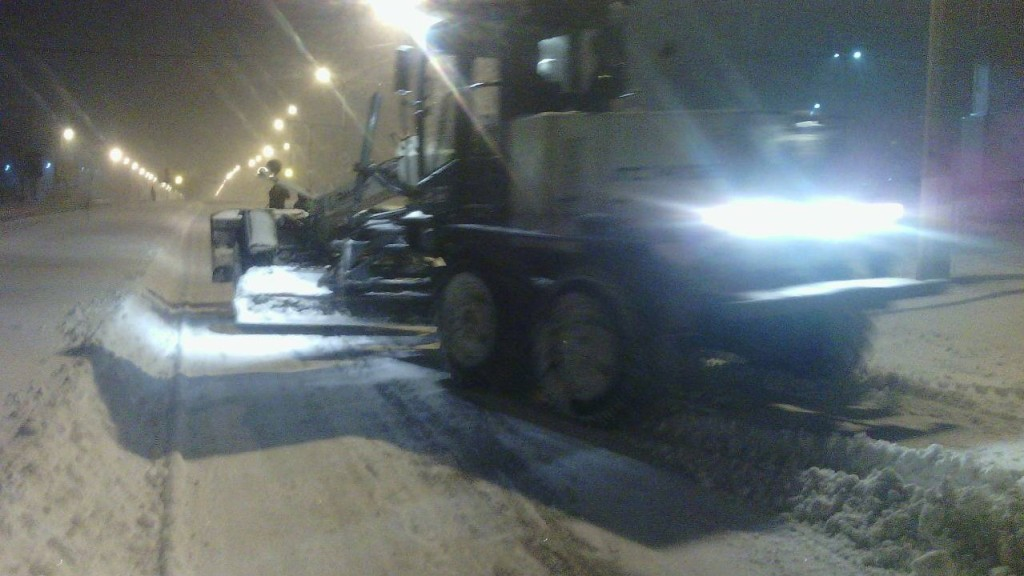Перебіг ліквідації наслідків снігопаду у Кропивницькому. ФОТО - 4 - Події - Без Купюр