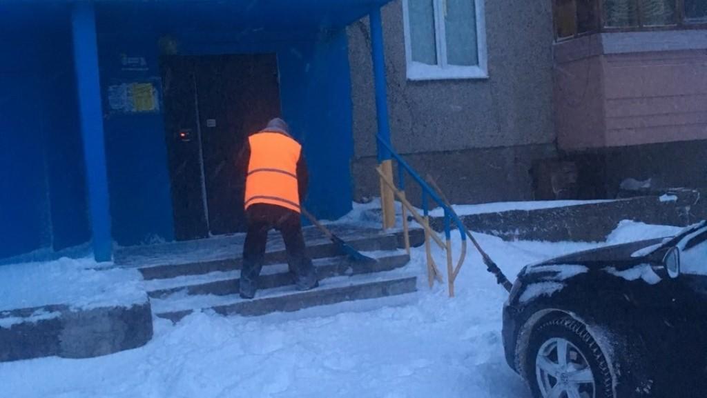 Перебіг ліквідації наслідків снігопаду у Кропивницькому. ФОТО - 5 - Події - Без Купюр