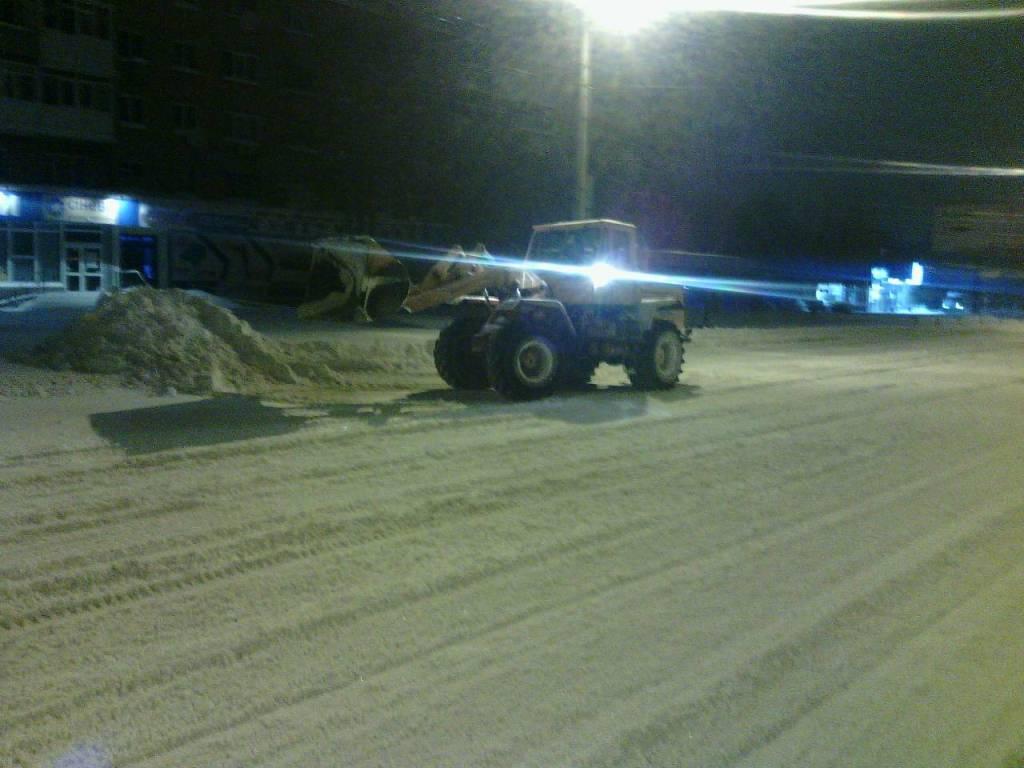Перебіг ліквідації наслідків снігопаду у Кропивницькому. ФОТО - 9 - Події - Без Купюр